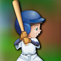 Free online flash games - Avm Baseball Boy Escape