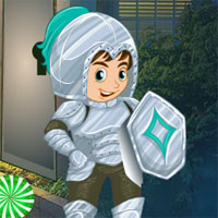 Free online flash games - G4K Warrior Girl Escape  game - WowEscape