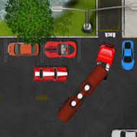 Free online flash games - Just Park It 6 game - WowEscape