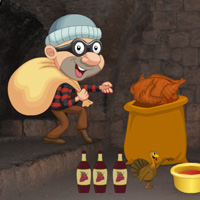 Free online flash games - Rescue Mission-Thanksgiving Food game - WowEscape