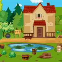 Free online flash games - Games4King Cute Cat Rescue 2 game - WowEscape