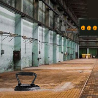 Free online flash games - Abandoned Lost Factory Escape