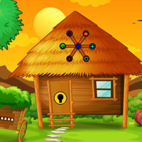 Free online flash games - G2J Forest Cabin Escape
