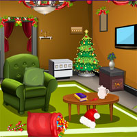 Free online flash games - The Hidden Gift game - WowEscape