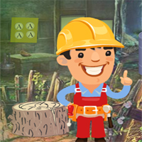 Free online flash games - G4K Cheerful Plumber Escape