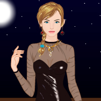 Free online flash games - Trendy Leather Outfits game - WowEscape