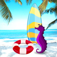 Free online flash games - Wowescape Summer Tropical Beach Escape game - WowEscape