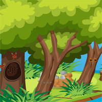 Free online flash games - Top10newgames Rescue The Squirrel