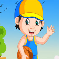 Free online flash games - Games4King Soccer Ball Player Rescue  game - WowEscape