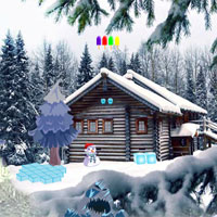 Free online flash games - Escape Icicle Sleet game - WowEscape