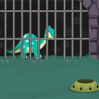 Free online flash games - Games2Jolly  Baby Dinosaur Rescue game - WowEscape