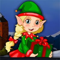 Free online flash games - G4E Christmas Party Girl Escape game - WowEscape