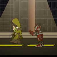 Free online html5 games - Urban Soldier Zombies game