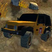 Free online flash games - Hill Riders Offroad game - WowEscape
