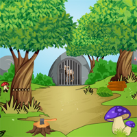 Free online flash games - Top10NewGames Rescue The Goat game - WowEscape