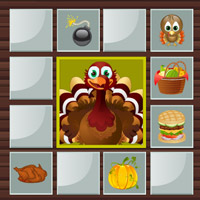 Free online flash games - Thanksgiving Tricky Treat game - WowEscape