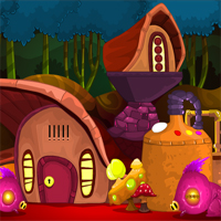 Free online flash games - MirchiGames Mysterious Forest Villa Escape game - WowEscape