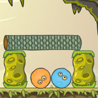 Free online flash games - Jurassic Eggs Up game - WowEscape