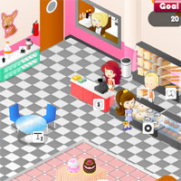 Free online flash games -  Bakery game - WowEscape
