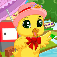 Free online flash games - Games4King Stylish Chick Rescue Escape game - WowEscape