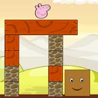 Free online flash games - Peppa In Box AtoZonlineGames game - WowEscape