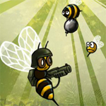 Free online html5 games - Bee Sting game