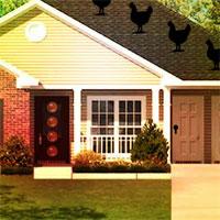 Free online flash games - Avm Garden Cottage Escape game - WowEscape