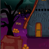 Free online flash games - NsrGames Halloween Party 4 game - WowEscape