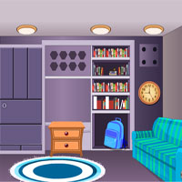 Free online flash games - Escape From Reserved Room game - WowEscape