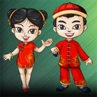 Free online flash games - Amgel Chinese New Year Escape