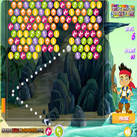 Free online html5 games - Jake Neverland Shooter game
