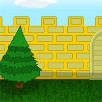 Free online flash games - Gold Castle Escape