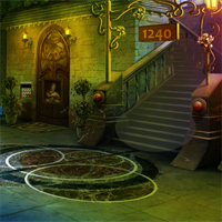 Free online flash games - Museum House Escape game - WowEscape