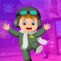 Free online flash games - G4K Young Jogging Boy Escape