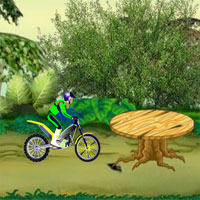 Free online flash games -  Mont Bike X1 game - WowEscape