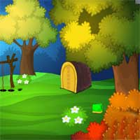Free online flash games - MirchiGames Bliss Forest Escape game - WowEscape