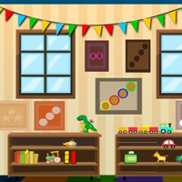 Free online html5 games - G4E Kids Room Escape game