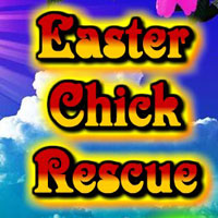 Free online html5 games - Easter Chick Rescue game