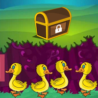 Free online html5 escape games - G2M Duck Land Escape