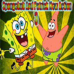 Free online flash games - SpongeBob New Action 3 game - WowEscape