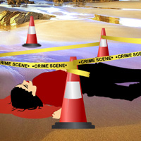 Free online flash games - Escape Game Find The Murderer game - WowEscape