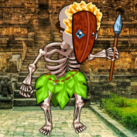 Free online flash games - Wowescape Escape from Temple Island game - WowEscape