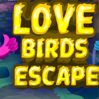 Free online html5 games - Games4Escape Love Birds Escape game