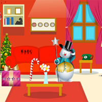 Free online flash games - Christmas Find The Santa Bag game - WowEscape
