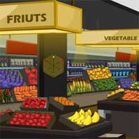 Free online flash games - Grocery Supermarket Escape game - WowEscape