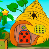 Free online flash games - G2J Tree House King Escape game - WowEscape