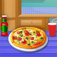 Cooking Tasty Pizza GlossyPlay