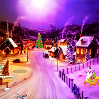 Free online flash games - NsrEscapeGames Merry Christmas 02 game - WowEscape