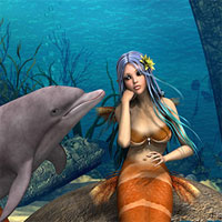 Free online flash games - 365 Underwater Treasure
