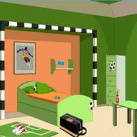 Free online flash games - Escape And Watch Football game - WowEscape